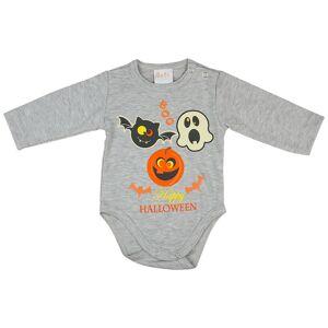 Halloween hosszú ujjú baba body