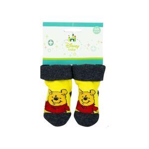 Disney Baba zokni Disney Micimackó, sárga