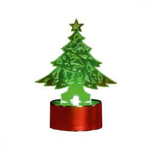 Somogyi Elektronic LED-es mécses dekoráció, fenyőfa