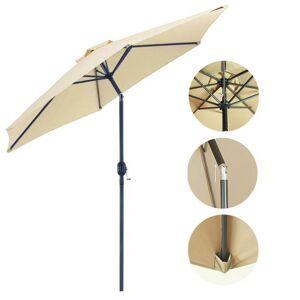 Timelesstools Dönthető, nagy méretű napernyő