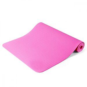 Greensite Jóga matrac, ajándék táskával, rózsaszín