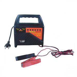 Global export import Akkumulátor töltő 12V 6amp 230V 50/60Hz 80W