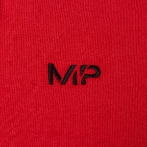 MP Essentials kapucnis férfi felső - Vörös - XXS