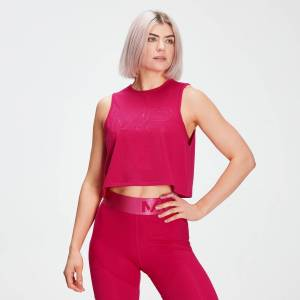 MP Women's Adapt drirelease® Reach Vest- Virtual Pink - L