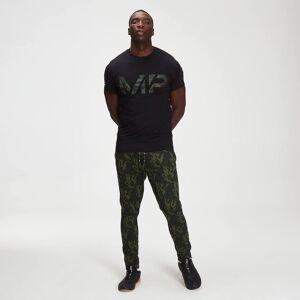 MP Men's Adapt drirelease® Camo Print T-Shirt- Black - XXXL