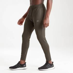 MP Men's Essential Training Joggers- Dark Olive - XXS
