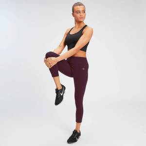 MP ¾-es MP Power női leggings - Vérvörös - XL