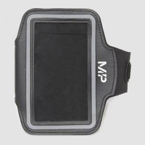 MP Essentials Gym Telefontartó Karpánt - Fekete - Regular