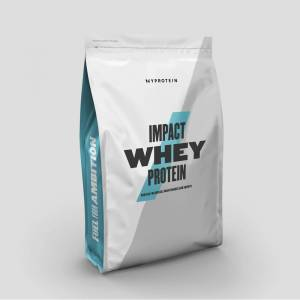 Impact Whey Protein - 2.5kg - Természetes Eper