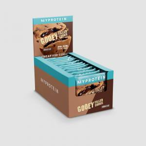 Myprotein Filled Protein Cookie - Csokoládé darabos
