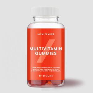 Myvitamins Multivitamin Gummies Gumivitamin - 30servings - Eper