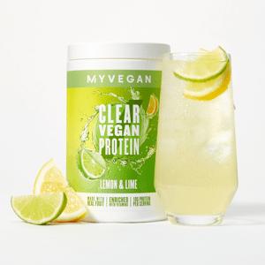 Myvegan Clear Vegan Protein - 20servings - Citrom & lime