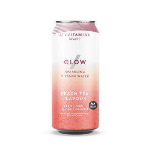 Myvitamins Glow Dobozos RTD Ital - 6 x 330ml - Peach