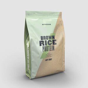 Myprotein Barna Rizs Fehérje - 2.5kg - Ízesítetlen
