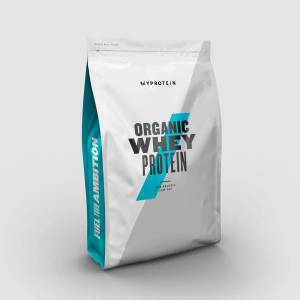 Myprotein Organikus Whey Protein - 1kg - Banán