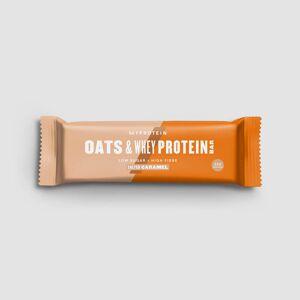 Myprotein Oats & Whey Protein Bar - Sós karamell