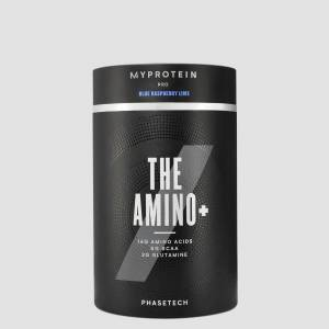 Myprotein THE Amino+ - 20servings - Kék málna Lime