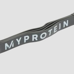 Myprotein Resistance Bands Pair (23-54kg) - Dark Grey