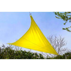 Babszem bútorház Sárga napvitorla 3,2*3,2*2,6m háromszög