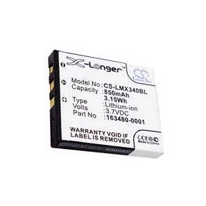 Honeywell Bluetooth Ring Scanner akkumulátor (850 mAh, Fekete)