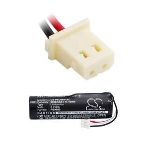 Philips Pronto TSU-9600 akkumulátor (3000 mAh)
