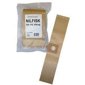Nilfisk GD110 Viking porzsákok (10 zsákok)