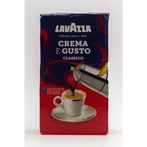 Lavazza Crema e Gusto Classico őrölt kávé (250g)