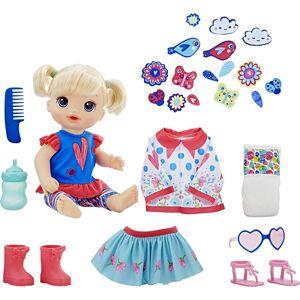 Hasbro Baby Alive baba pótruhákkal, BL