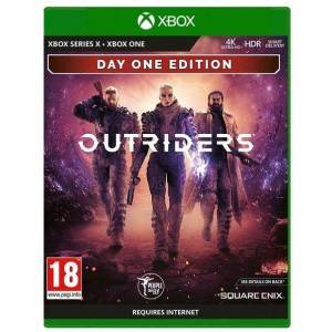 SQUARE ENIX Outriders: Deluxe Edition - Xbox One
