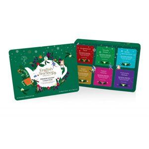 English Tea Shop Prémium zöld ajándékdoboz 54 g, 36 db, organikus