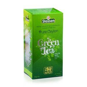 Stassen zöld tea 25 filteres