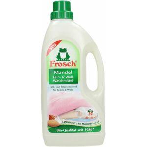 Frosch Folyékony Mosószer Gyapjúhoz Mandula 1500 ml