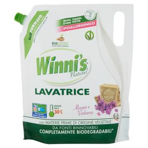 Winnis öko mosószer koncentrátum verbéna-aleppo, 1250 ml