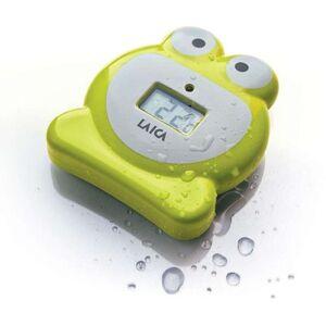 Laica Baby Vízhőmérő - Béka - zöld