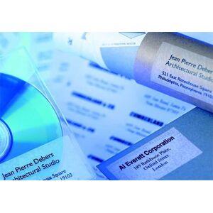 APLI Etikett, 105x148 mm, poliészter, időjárásálló, matt, APLI, á...
