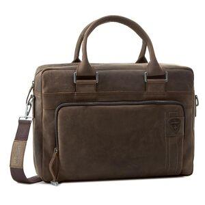 Strellson Laptoptáska STRELLSON - Richmond 4010001265 Dark Brown 702