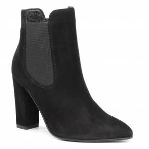 Solo Femme Magasított cipő SOLO FEMME - 14153-A2-C78/000-52-00 Fekete