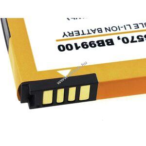 Powery Helyettesítõ akku HTC típus BA S570