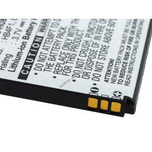 Powery Helyettesítõ akku Wireless-Router Huawei típus HWBAF1