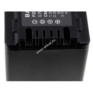 Powery Helyettesítõ akku videokamera Panasonic HDC-TM55