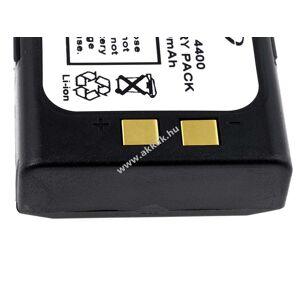 Powery Helyettesítő akku kézi vonalkód olvasó Datalogic típus 110023