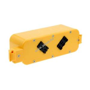 Powery Helyettesítõ akku porszívó iRobot Roomba 4105