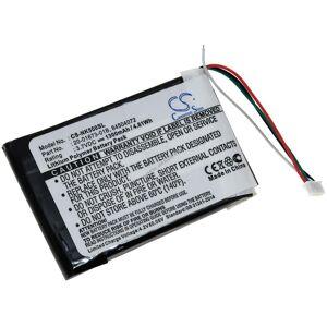 Powery Helyettesítõ akku Nokia PD-14