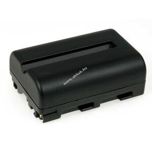 Powery Helyettesítő akku Sony digitális fényképezőgép a300 sorozat