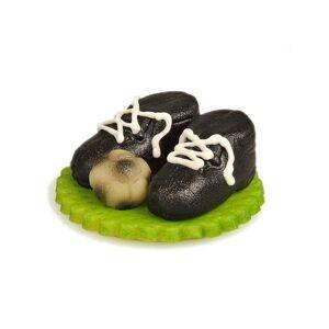 Frischmann Labdarúgó cipő, marcipán labdával - fekete - Frischmann