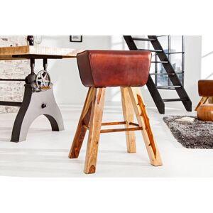LuxD Stílusos bár szék Horse