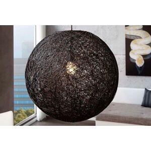LuxD Lámpa Wrap fekete 60 cm