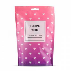 LoveBoxxx I Love You - vibrátoros szett (7 részes)