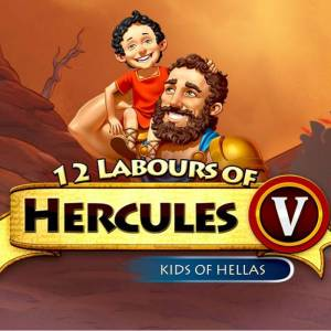 Jetdogs Studios 12 Labours of Hercules V: Kids of Hellas (Platinum Edition)