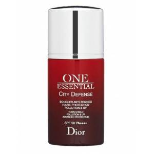 Christian Dior (Christian Dior) One Essential City Defense Cream SPF 50 méregtelenítő krém minden bőrtípusra 30 ml
